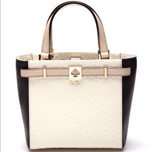 Kate Spade Ostrich Small Handbag